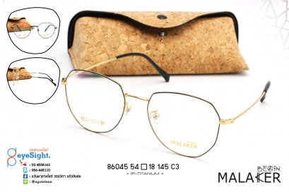 glasses MALAKER 86045 54[]18-145 C3